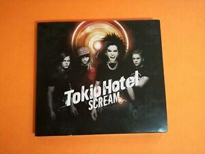 Album CD - TOKIO HOTEL - Scream - 12 titres - Yooplay