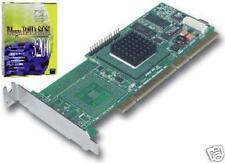 Scheda LSI Logic Mega Raid SCSI 320-0, 3200064, zero channel, Ultra 320, 64 MB
