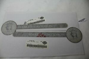 Harley 1986 FXR Liberty gas tank decals stickers 14135-86 14136-86 NOS EPS22640