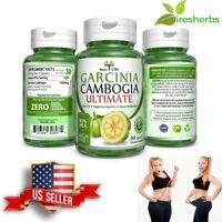 GARCINIA CAMBOGIA ULTIMATE 95% HCA WEIGHT LOSS DIET BURNS FAT SUPPLEMENT 60 CAPS