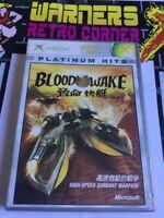 Xbox Original Complete Retro #retrogaming Game Blood Wake Import