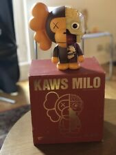 Kaws Milo Brown Dissected