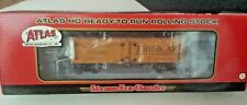 Frigicar Railroad 36' wood reefer 3000 Atlas Masterline 2703
