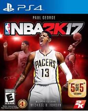 NBA 2K17  - PlayStation 4 BRAND NEW SEALED