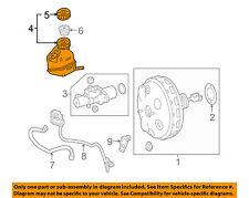 MERCEDES OEM 08-14 C300-Brake Master Cylinder Reservoir 2044300002
