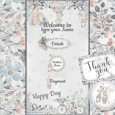 Baby Rabbits Shabby ~ Listing Template Mobile Responsive Policy Compliant |550 E