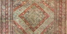 Superb Samarkand - 1900s Antique Khotan Rug - Oriental Carpet - 6.10 x 13.3 ft.