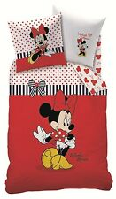 Bettwäsche Disney Minnie Mouse 80 x 80 cm / 135 x 200 cm