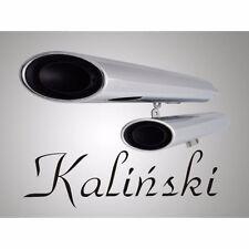 KALINSKI Exhaust Silencer Kawasaki Vulcan 900 / VN 900 06-