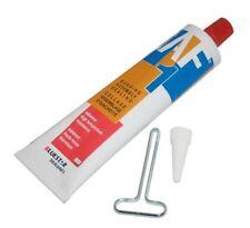 Silicone de moulage élastomère RTV CAF1 - Rhodorsil CAF 1 Tube 100g Rouge Fluide