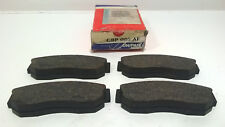 UNIPART GBP666AF FRONT BRAKE PADS DATSUN NISSAN CHERRY SUNNY AS LISTED
