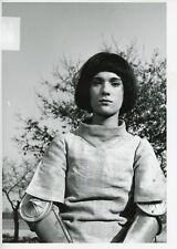 """CATHERINE MORLEY """"JEANNE D'ARC"""" YVES-ANDRE HUBERT PHOTO CM"""