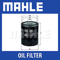 Mahle Oil Filter OC203 - Fits Ford - Genuine Part
