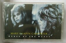 MARY CHAPIN CARPENTER - STATE OF THE HEART CASSETTE TAPE - BRAND NEW