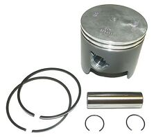 WSM Yamaha Outboard 75-90 Hp Piston Kit - STD SIZE ONLY - 100-265k,  688-11631-0
