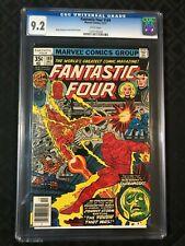 Fantastic Four #189 CGC 9.2 NM- 1977