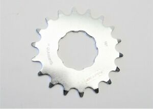"SHIMANO CHROME 18 TOOTH ROAD BICYCLE 3/32"" COG"