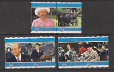 QEII 1997 Golden Wedding Anniversary MNH Stamp Set Seychelles SG 875-881