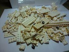 Lego Small Bundle of White Spares 300g