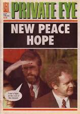 PRIVATE EYE 995 - 11 Feb 2000 - Gerry Adams Martin McGuiness - NEW PEACE HOPE