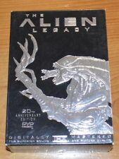 Alien Legacy - 20th Anniversary Edition (DVD, 1999, 4-Disc Set)