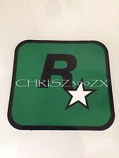 "Grand Theft Auto V 5 Rockstar Games LOGO Sticker Decal Green 3"" x 3 1/16"""
