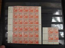 Bloc Timbres TUNISIE TUNISIA 1945 Yt 299  Mi 320 MNH**