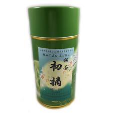 Japanese Hatsuzumi Shincha Green Tea 6-Ounce Can (Net 170g), Made in Japan