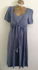 Synthetic Scoop Neck Dresses Size Petite for Women