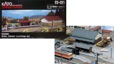 23-221 Kit Batiment Gare Quai KATO N 1/160