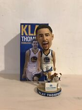 Golden State Warriors Klay Thompson Bobblehead 2016 SGA Klay & Rocco Bobble Head