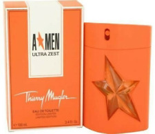 Thierry Mugler, A*Men Ultra Zest, EDT 100 ml Limited Ed. RARE, NEW in BOX SEALED