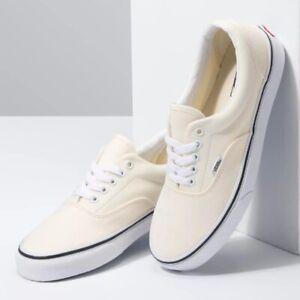 VANS Era Classic White / Cream UK7