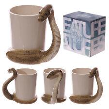 Fantasy Tasse Schlange Kaffeetasse Kaffeebecher Becher Mug Teetasse Snake Pott