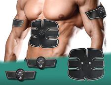 Abs Simulator Electric Muscle Toner EMS Machine Wireless Toning Belt Fat Burner