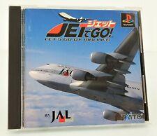 Jet De Go - Playstation PS1 JAP Japan complet (2)