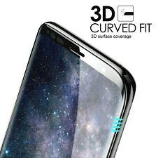 Pellicola Vetro Temperato per Samsung Galaxy S9 Plus CURVO Protezione TOTALE HD