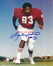 Lee Roy Selmon autographed 8x10 Oklahoma Sooners Signed Reprint