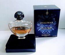 Shalimar Ode à la Vanille - Sur la route de Mexique Rarität Flakon 20 von 50 ml