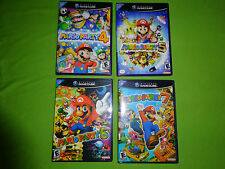 Empty Replacement Cases! Mario Party 4 5 6 7 Nintendo GameCube NGC Wii