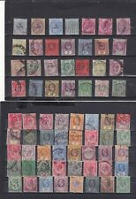 0202 Malaya ( Straits Settlements) Nice lot of stamps see scan