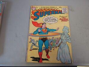 Superman #101 COMIC BOOK 1955
