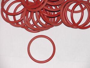 100 Piece Seal o-Ring for Siemens Piston - For EQ3,EQ5,EQ6, EQ7,EQ8,EQ9