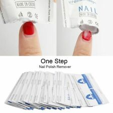 Nail Degreaser Gel Polish Remover Lint-Free Wipes Napkins For Manicure wraps NEW