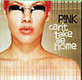 PINK - Can't take me home - CD Album