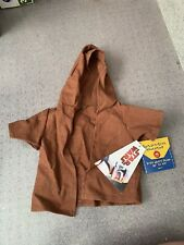 Build a Bear Clothing - Star Wars Cloak Nwt New With Tags Brown Yoda Sky walker