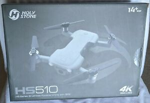NEW Holy Stone HS510 Foldable GPS FPV Drone with UHD 4K Camera 5G WIFI