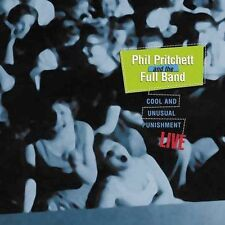 Cool & Unusual Punishment: Live by Phil Pritchett (CD, Oct-2004, Image) **NEW**