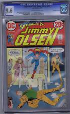 Superman's Pal Jimmy Olsen #153 DC Pub 1972 CGC 9.6 (NEAR MINT +) Don Rosa Copy