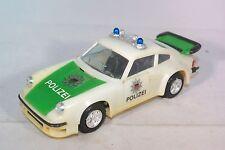 HANSON PRODUCTS 101 PORSCHE 934 911 POLIZEI NEAR MINT RARE SELTEN!